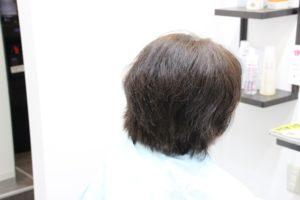 髪がパサパサしたら ゆい美容室へ!