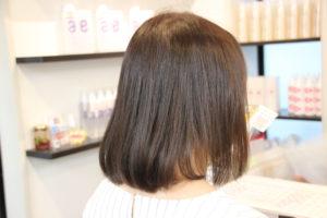 髪がやせてきたら、育毛メニューをどうぞ