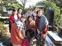 着物で京都へ~