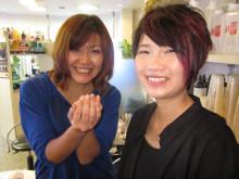 ゆい美容室宝塚・毎週水曜日はネイルの日です。