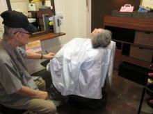 91歳のおじいちゃんの献身的な介護(*^_^*)