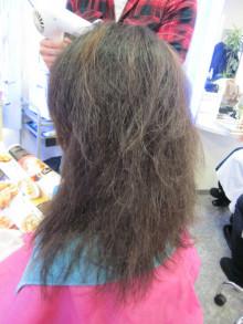 縮毛矯正をする前に理解してください。