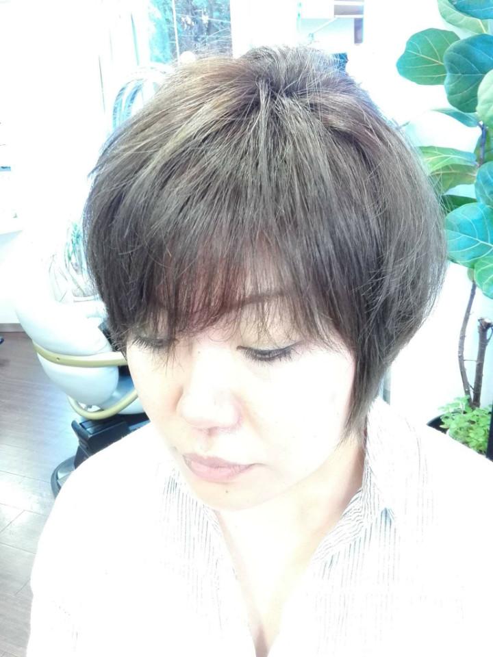 くせ毛を生かす お洒落なスタイル