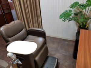 【ゆい美容室VIPルーム】増毛エクステ施術はVIPルームで(^_-)-☆