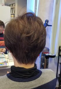 【毛染めとパーマで傷んだ毛、白髪染めはしたい!】