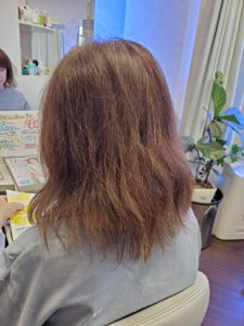 50才から~【染める程にツヤとハリが欲しい大人女性の白髪染め】